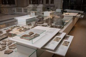 """""""Nicht mehr verschüttet"""" sind die Funde aus der Wiener Malzgasse Nr. 16. Sie ..."""