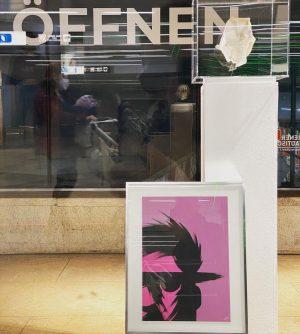 Den #KunstplatzKarlsplatz #öffnen... Zunehmende externe #Kuratierungen in den #rcs kuben : #denBlicköffnen #karlsplatz ...