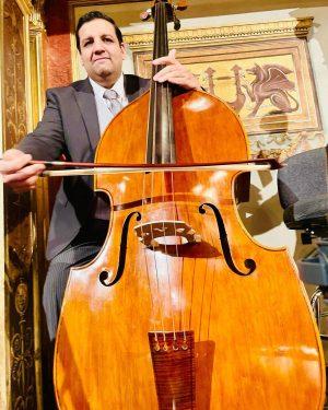 I wish everyone a happy Palm Sunday! #bruckner #symphonie #recording #viennaphilharmonic #christianthielemann #musikvereinwien #doublebassplayer #barnabass #kontrabass #palmsunday...