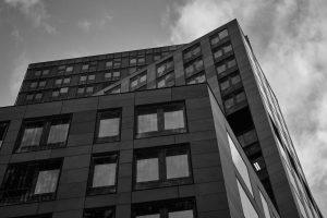 Versiert versetzt #architecture #blackandwhite #vienna #austria