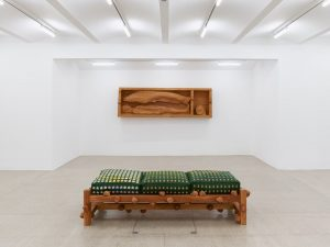 Daniel Dewar & Grégory Gicquel Solo exhibition @viennasecession 26.03.2021–20.06.2021 Image: Installation view, Daniel ...