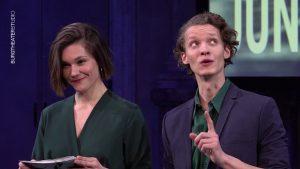 #TheaterFindetStatt: Junge Akademie zum Welttheatertag 2021