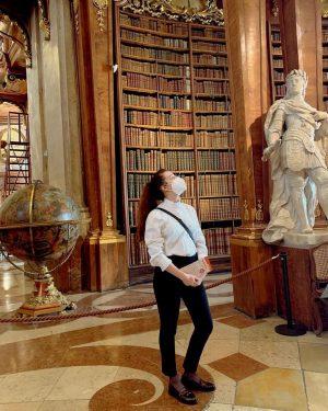 helluo librorum . . . . . . . #Wien #Viennna #Nationalbibliothek #österreichnationalbibliothek ...