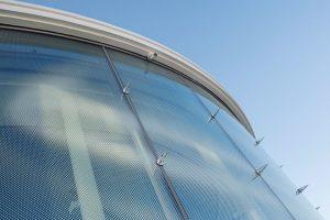 Wusstet ihr, dass die Glaswand der Libelle ein Kunstwerk der österreichischen Künstlerin Eva ...