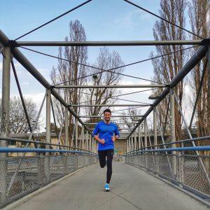 Der heutige 12km Tempolauf lief trotz teilweise starkem Gegenwind richtig gut 🙌💪 Die ...