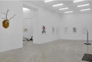 Our current shows Jimmie DURHAM | 1948 & Honza ZAMOJSKI @christinekoeniggalerie + Nicholas Grafia | Soul Burner...