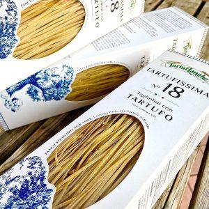 Tartufissima ist die erste Trüffelpasta die auf der Welt jemals produziert wurde. In ...