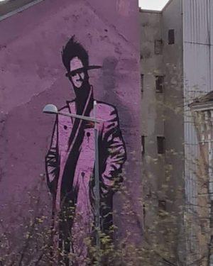 """She say """"Esto es pa' ti"""" . Arte en la ciudad 🙃👌🏾. Se ..."""