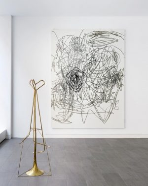@galerie_crone presents an exhibition of art from Germany and Austria on nearly 1,000 square meters at four...