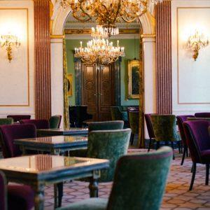 Wir freuen uns jetzt schon darauf wenn wir unsere Prunkräume des Gerstner Café / Restaurant für euch...