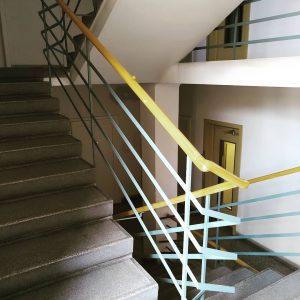 Post-war municipal housing in Vienna #gemeindebauwien #wienliebe #nachkriegsarchitektur #wieden #nokia71