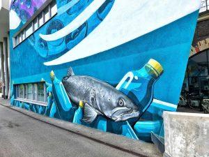 Hunting #graffiti #streetart in #vienna #donaukanal at #spittelau #ig_wien #igerswien #igers🇦🇹 #ig_austria #igersvienna ...
