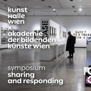 """Symposium """"Sharing and Responding"""" 23.-24.4.2021 via Zoom The"""