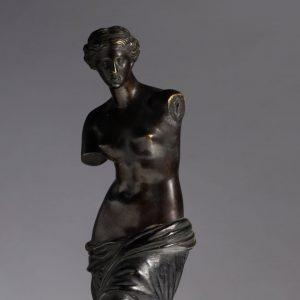Venus de Milo, Replica, end of 19th Century. The #Venus of Milo or ...