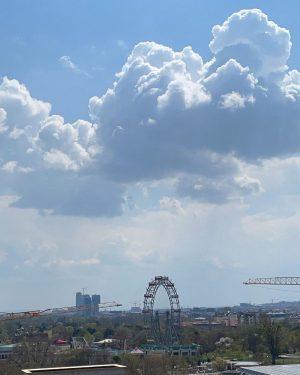 #windowview #onelasttime #riesenrad #🎡 #wienerprater #beautifulday #himmelüberwien #springishere #imogwien #igersaustria #igersvienna Prater, Wien, Austria
