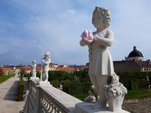 Schloßpark Belvedere Wien ##princ eugen#vienna#schloss#April2021##naturpark #naturalbeauty Belvedere Gardens, Vienna