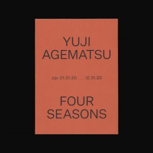 Now in the shop: YUJI AGEMATSU - FOUR SEASONS (Link in bio) • ...