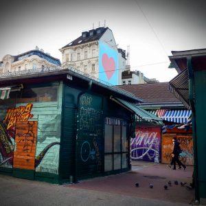 #Naschmarkt #lockdown4 #ViennaNow #1000thingsinvienna #lovevienna #discovervienna #Mariahilf #Vienna Vienna - Austria