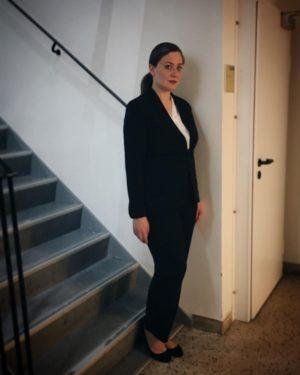 Follower of Saul... #Saul @theateranderwien 📸 Karin Stifter #opera #singer #operasingersofinstagram #vsco #mezzo ...