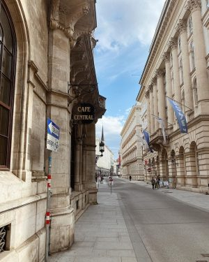 Sunday ☀️ #vienna Café Central Wien