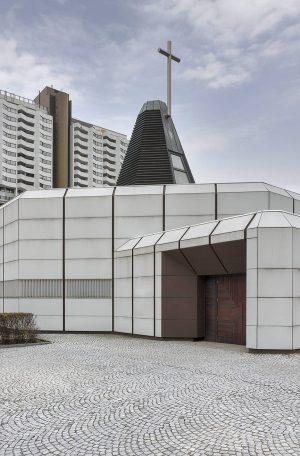 Wohnpark Alterlaa by Harry Glück, Kurt Hlaweniczka, Requat & Reinthaller. Built 1973-1985. Vienna, ...