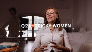 Q21 Backstage Tour: TRICKY WOMEN / TRICKY REALITIES
