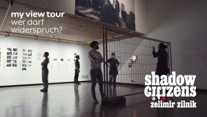 Želimir Žilnik. Shadow Citizens – My View tour with