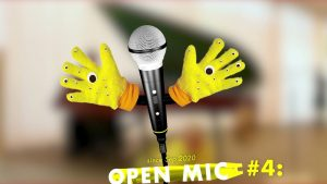 Community Outreach - Open Mic