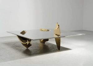 Not your average table. Sereno sofa table, designed by Fredrikson Stallard, Design auction, ...
