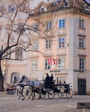 What's the first word that comes to your mind when thinking about Vienna? ...