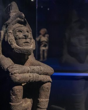 Have you visited the exhibition 'The Aztecs' yet? If not, we have good ...