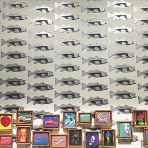 Tapeteninspiration: Check ✅ . . #andywarhol #andywarholart #mumokwien #museumsquartier #museum #popart #wallporn #modernart ...