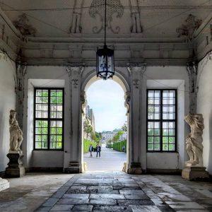 Austria 🇦🇹 Vienna Schloss Belvedere Unteres Belvedere Johann Lukas von Hildebrandt 1712-1716 * 👈 swipe 👉 #austria...