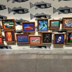 Warhol ウォーホールやってた mumok - Museum moderner Kunst Wien
