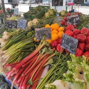 Вкусный, сочный, яркий #naschmarkt Очень люблю разглядывать прилавки там, даже если ничего не покупаю) Naschmarkt, Vienna