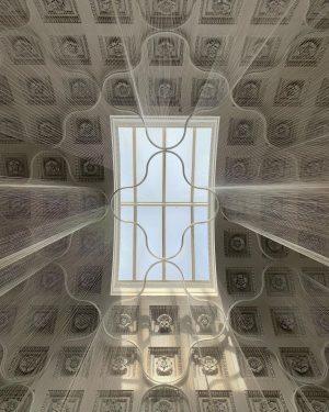untitled | susanna fritscher, 2021. #susannafritscher #untitled #installation #contemporaryart #modernart #theseustempel #volksgarten #kunsthistorischesmuseum #innerestadt #wienliebe #wienamsonntag #viennagram...