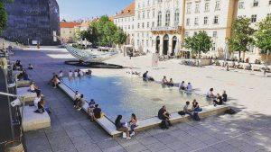 Sunny Spring @ #mq #museumsquartier #vienna MQ – MuseumsQuartier Wien
