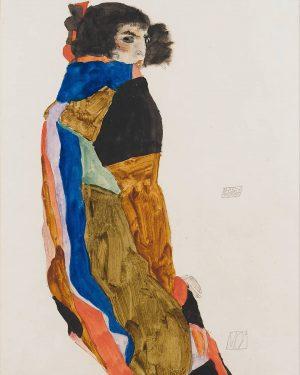 • #Moa Ressam: #EgonSchiele Stil: #Dışavurumculuk Bitiş yılı: #1911 • Buradaki kadın dansçı ...