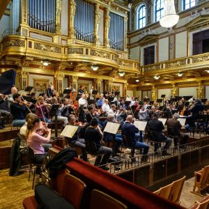 We are excited to be performing in Italy with Maestro Riccardo Muti in the next three days!...