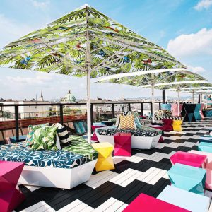 LAMÉE ROOFTOP - FEED YOUR SOUL WITH HAPPINESS, AT YOUR HAPPY PLACE ☀️🌺🌹🌴⛵️ ...