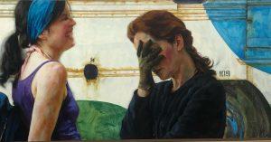 XENIA HAUSNER - True Lies #xeniahausner #truelies #albertina #albertinamuseum #vienna #art #museum Albertina ...