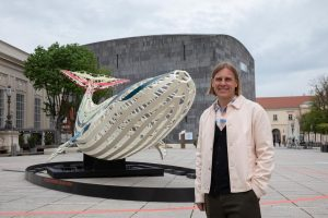 From May 6 to June 11, the art installation