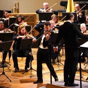Fast wie früher - 4 Konzerte in drei Sälen! 🙏🏻😍 Um 18 Uhr spielten die Wiener Symphoniker...
