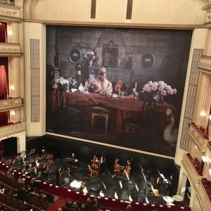 Endlich wieder - juhuuuu 🤩 Staatsoper mit Ballet a Suite of Dance 🤩 welch große Freude ☺️...