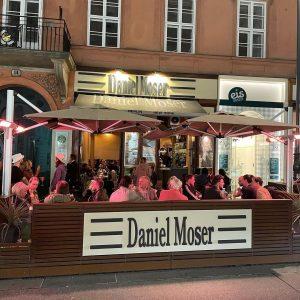 Love İt.... Café Daniel Moser