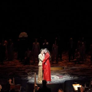 Tonight, it's premiere time! At 6:30pm, Monteverdi's 𝘓'𝘪𝘯𝘤𝘰𝘳𝘰𝘯𝘢𝘻𝘪𝘰𝘯𝘦 𝘥𝘪 𝘗𝘰𝘱𝘱𝘦𝘢 directed by our own Jan Lauwers will...