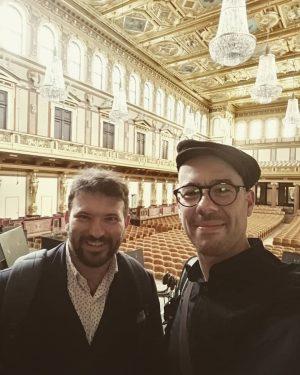 #musikverein #wien Wiener Musikverein
