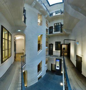 Das Mozarthaus Vienna ist die einzige bis heute erhaltene Wiener Wohnung Mozarts, in ...
