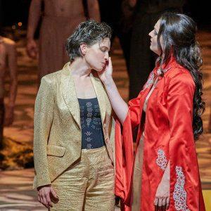 Heute Premiere von »L'incoronazione di Poppea« ❤️ Regisseur Jan Lauwers zeigt mit dieser Inszenierung erstmals eine seiner...
