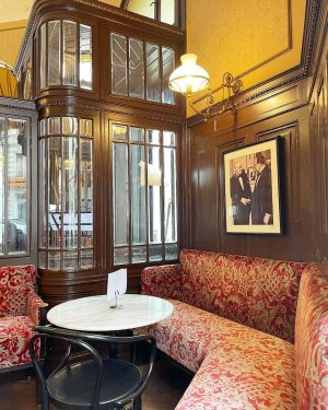 Sperlschnitte, Step Into Another Time, Viennese Coffee House Culture, Since 1880, Café Sperl ...